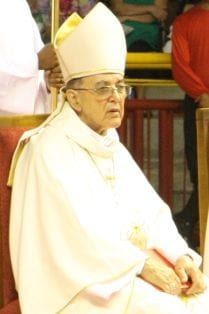 Dom Geraldo Vieira Gusmão, (1998 -2009)